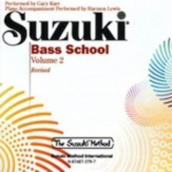 CD, Suzuki Bass, 2