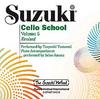 CD, Suzuki Cello, Vol.5 REVISED