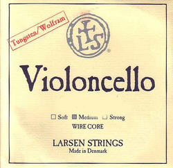 Larsen (Do not reorder) Larsen Wirecore cello C med