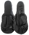 Bobelock Bobelock 4/4 cello bag (cover) #1010, Black