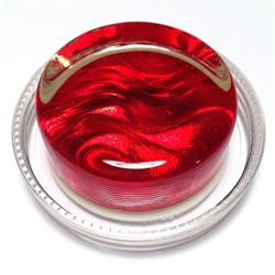 Magic Rosin- Red Sparkle, standard size