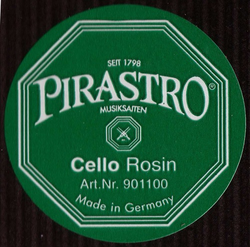 Pirastro Pirastro CELLO Rosin - GERMANY
