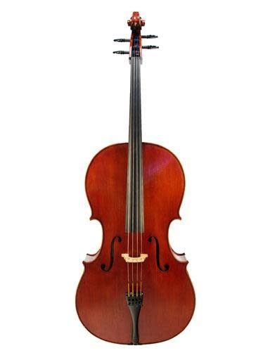 Carrie S. Scoggins cello, Salt Lake City, Utah, USA, 2017