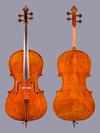 Wladek Stopka cello Chicago 2012 No. 553