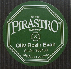Pirastro Pirastro OLIVE-EVAH dark rosin- GERMANY