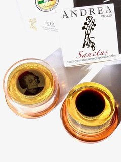 Andrea Cecilia ''Sanctus'' violin rosin by Cremona in America, USA