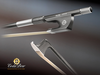 CodaBow CodaBow JOULE Cello Bow, with GlobalBow Technology, extended range (Full Size), USA