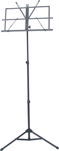 Audio 2000's Audio 2000 3-part folding music stand with bag