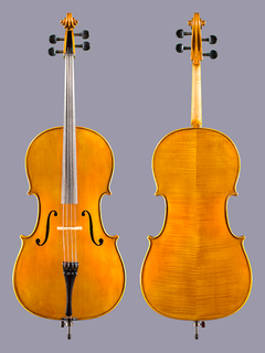 Heinrich Gill Heinrich Gill 4/4 MONZA cello, GERMANY