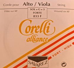 Corelli Savarez Corelli Alliance viola G, high tension