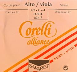 Corelli Savarez Corelli Alliance viola C, high tension