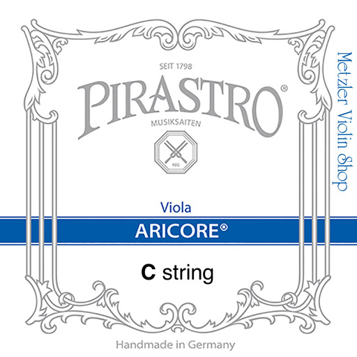Pirastro (Discontinued)  Pirastro ARICORE viola C string, silver, heavy