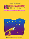 Haroutounian, J.: Explorations in Music Bk.1 (with CD)