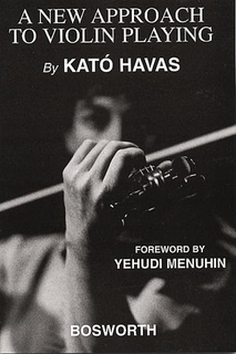 HAL LEONARD Havas, Kato: A New Approach To Violin Playing