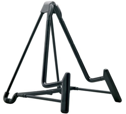 Koenig & Meyer K&M black ''Heli 2'' folding cello stand by Konig & Meyer, GERMANY