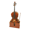 Lemurian Crafts Lemurian Crafts cello stand with bow holder - Three colors