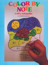 Alfred Music Kaplan: Color By Note - A Nifty Notespeller, Bk.1, Alfred Music