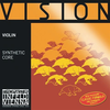 Thomastik-Infeld VISION violin E string, tin-plated, 4/4, Medium, straight, by Thomastik-Infeld