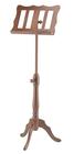 Koenig & Meyer K&M wood curved baroque music stand, Model 117