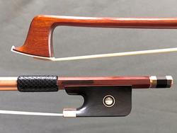 Arcos Brasil A. TINTORI gold & ebony viola bow from ARCOS BRASIL