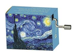 Hand-Cranked Fridolin Music Box