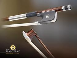 CodaBow CodaBow DIAMOND NX Viola Bow, with GlobalBow Technology (Full Size), USA