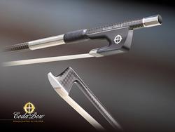 CodaBow CodaBow JOULE Viola Bow, extended range (Full Size)