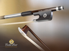CodaBow CodaBow LUMA viola bow, with GlobalBow Technology, light weight (Full Size), USA