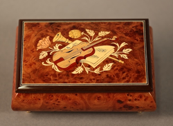 Music Box, Italian Inlay 18th Variation