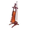 Lemurian Crafts Lemurian Crafts elegant wood violin/viola stand