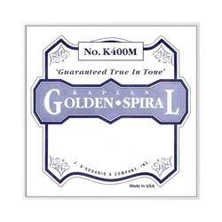 D'Addario D'Addario Golden Spiral Solo viola G - discontinued