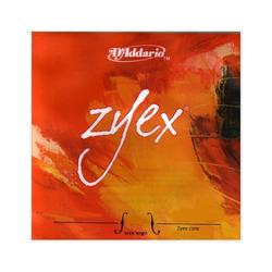 D'Addario D'Addario ZYEX violin A string, 4/4 - 3/4, light