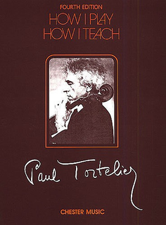 HAL LEONARD Tortelier, Paul: How I Play, How I Teach