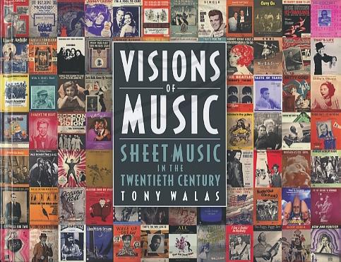 HAL LEONARD Walas: Visions of Music - Sheet Music in the Twentieth Century, Hal Leonard
