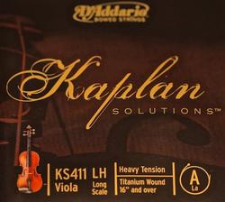 D'Addario D'Addario KAPLAN viola heavy A string, discontinued