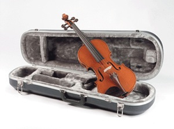Yamaha Yamaha V5 3/4 tapered plastic violin case