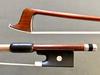 H.R. PFRETZSCHNER silver violin bow, unbranded Voirin copy, ca 1880 ***CERT***