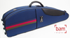 BAM BAM SAINT GERMAIN Classic 3 violin case, Blue