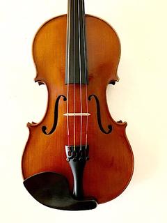 "Czech 14"" Jan Dvorak viola, model 35F, Czech Republic"