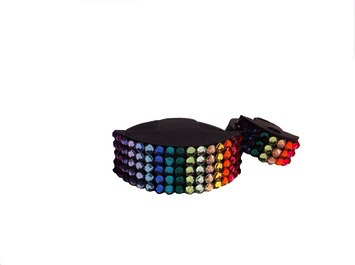 Baroque Bling Baroque Bling Cello Mute ''Rainbow'' Swarovski Crystals