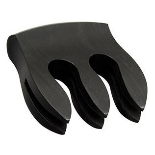 Ebony 3-prong cello mute