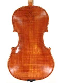 "John Osnes 15.5"" viola, 2017, Anchorage, Alaska, USA"