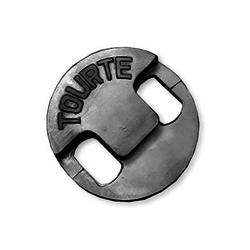 Tourte 2-Hole Viola Mute
