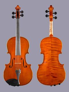 "Italian Silvio Levaggi 16 1/8"" viola, 2000, Cremona ITALY"