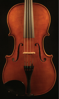 Werner Barth 16'' viola, 1989 Bad Brambach GERMANY