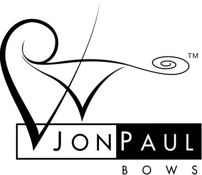 JonPaul JonPaul black carbon-fiber 3/4 violin bow, nickel