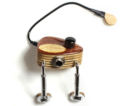 Kremona KREMONA Universal piezo violin/viola pickup with 1/4'' jack and volume control