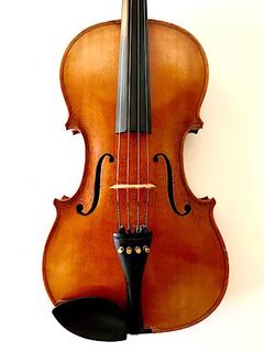 """17 5/8"""" Hermann Lowendall German viola, ca 1920-1930, lightly used"""