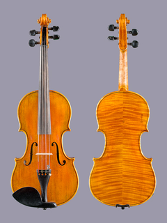 "Great Wall Great Wall 15"" antiqued student viola outft"