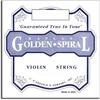 D'Addario D'Addario Kaplan Golden Spiral Solo violin E string, light, ball-end